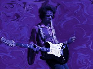 Remembering Hendrix Is Like Remembering The 60s